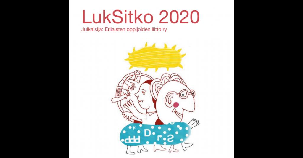 LukSitko-lehden kansi