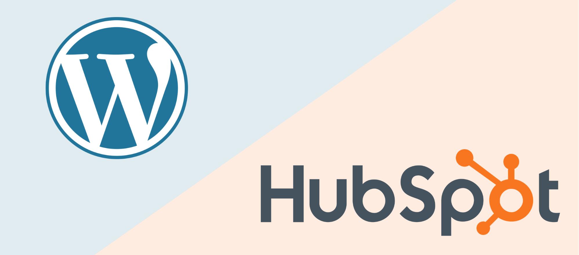 WordPress vs. HubSpot - alustojen vertailu
